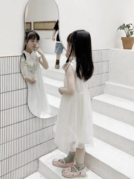 小才宝MT童装品牌2021春夏仙仙的公主裙