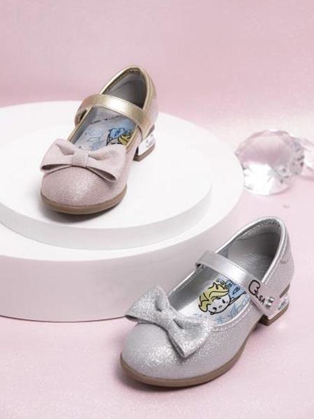 小才宝MT童装品牌2021春夏公主刺绣鞋