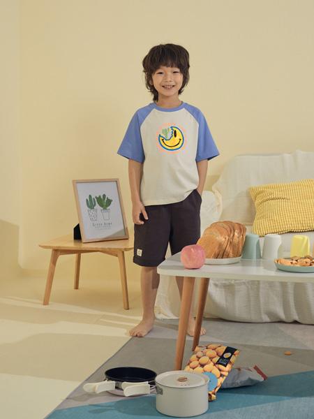Moomoo童装品牌2021夏季5分短裤