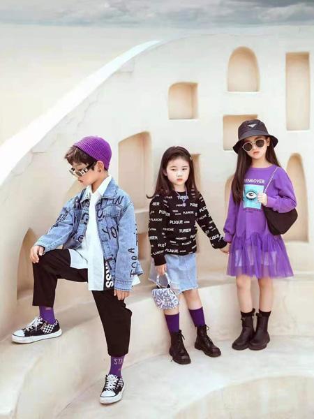宾果童话童装品牌2021秋季多款时尚潮流套装