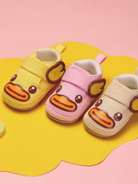 小黄鸭B.Duck Baby童鞋品牌2021秋冬步前鞋
